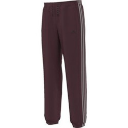 Vêtements Femme Pantacourts adidas Originals Pantalon de survêtement essentials bordeaux