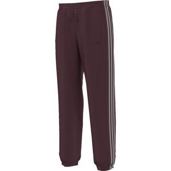 Pantalons 7/8 et 3/4 adidas Originals Pantalon de survêtement essentials bordeaux 350x350