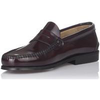 Chaussures Homme Mocassins Castellanos Artesanos 600 Rouge