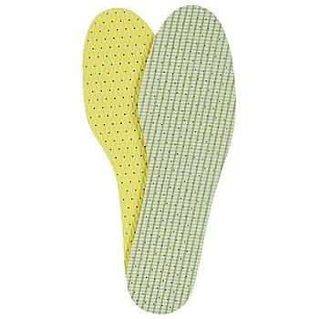 Accessoires Homme Accessoires chaussures Famaco Semelle fraîche chlorophylle homme T41-46 Vert
