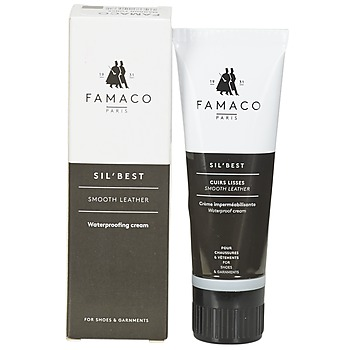 Cirages Famaco Tube applicateur cirage marron foncé 75 ml