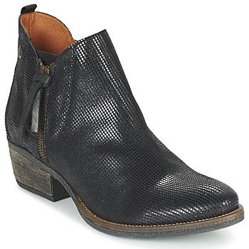 Chaussures Femme Boots Coqueterra LIZZY Noir