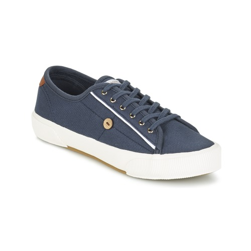 Chaussures Baskets basses Faguo BIRCH Marine