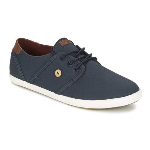 Chaussures Homme Baskets basses Faguo CYPRESS Marine