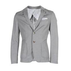 Vêtements Homme Vestes / Blazers Benetton MASKIOL Gris