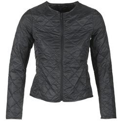 Vêtements Femme Doudounes Benetton JANVIOL Noir