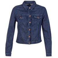Vêtements Femme Vestes en jean Benetton FESCAR Bleu foncé
