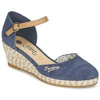 Chaussures Femme Sandales et Nu-pieds Dockers by Gerli AFINOUDE Bleu