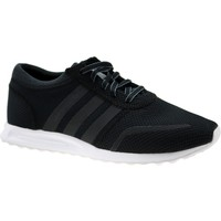 Chaussures Enfant Baskets mode adidas Originals Los Angeles K S74874 Black