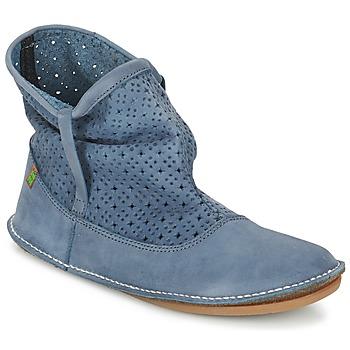 Chaussures Femme Boots El Naturalista FORMENTERA Bleu