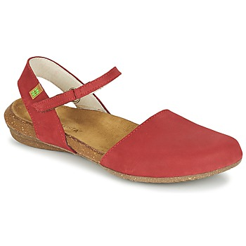 Chaussures Femme Sandales et Nu-pieds El Naturalista WAKATAUA Rouge