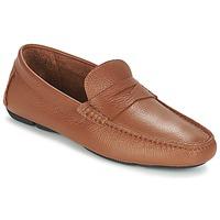 Chaussures Homme Mocassins Heyraud ELIOTT Marron
