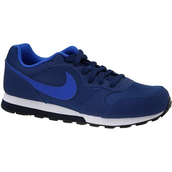 Chaussures Enfant Baskets mode Nike Md Runner 2 Gs 807316-405 Blue