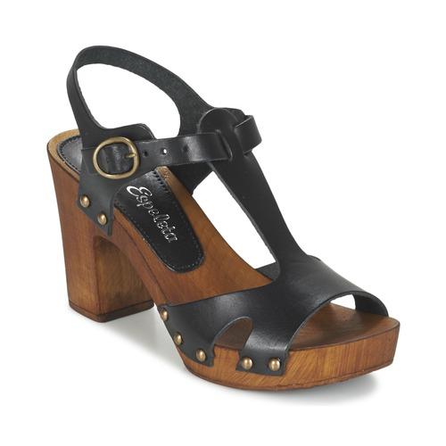 Chaussures Femme Sandales et Nu-pieds Lola Espeleta NICIA Noir
