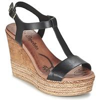 Chaussures Femme Sandales et Nu-pieds Lola Espeleta PATSY Noir