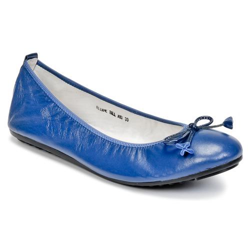 Chaussures Femme Ballerines / babies Mac Douglas ELIANE Bleu