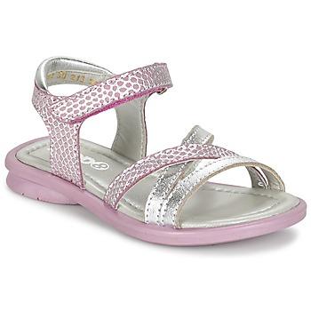 Chaussures Fille Sandales et Nu-pieds Mod'8 JELGUY2 Rose