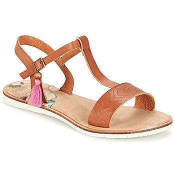 Chaussures Femme Sandales et Nu-pieds Coolway MONKY Marron