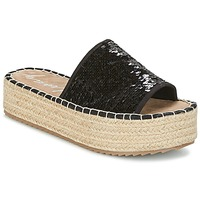 Chaussures Femme Mules Coolway BORABORA Noir