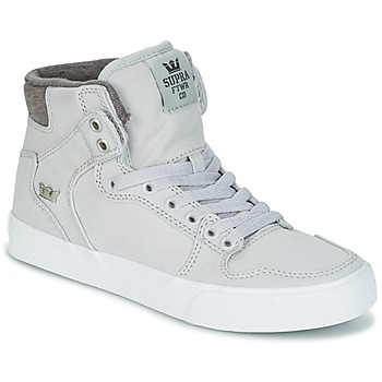 Chaussures Baskets montantes Supra VAIDER Gris
