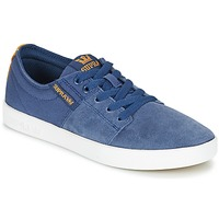 Chaussures Baskets basses Supra STACKS II Bleu