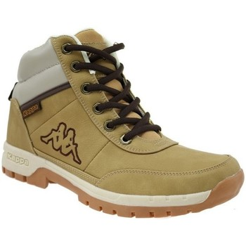 Chaussures Homme Baskets montantes Kappa Bright Mid Light jaune