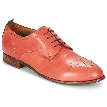 Chaussures Femme Derbies Moma CHISSINA Rose