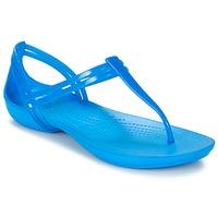 Chaussures Femme Sandales et Nu-pieds Crocs CROCS ISABELLA T-strap Blue