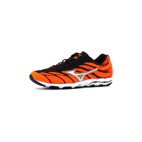 Baskets mode Mizuno Wave Hitogami 3 Clownfish / Silver / Black 350x350