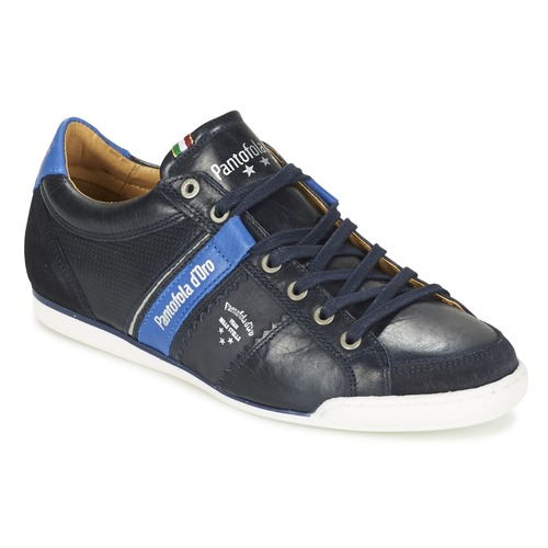 Chaussures Homme Baskets basses Pantofola d'Oro SAVIO ROMAGNA UOMO LOW Bleu