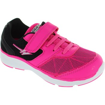Chaussures Fille Baskets basses Gola Geno Velcro Rose