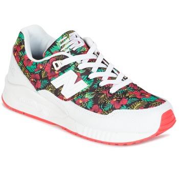 Chaussures Femme Baskets basses New Balance W530 Vert / Rouge