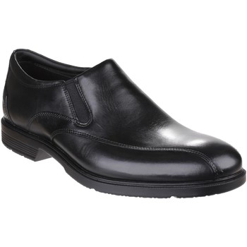 Chaussures Homme Mocassins Rockport CITY SMART BIKE TOE SO Black