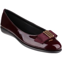 Chaussures Femme Ballerines / babies The Flexx Rise A Bow Lapo Merlot