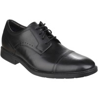 Chaussures Homme Derbies Rockport Dressport Modern Cap Toe Black