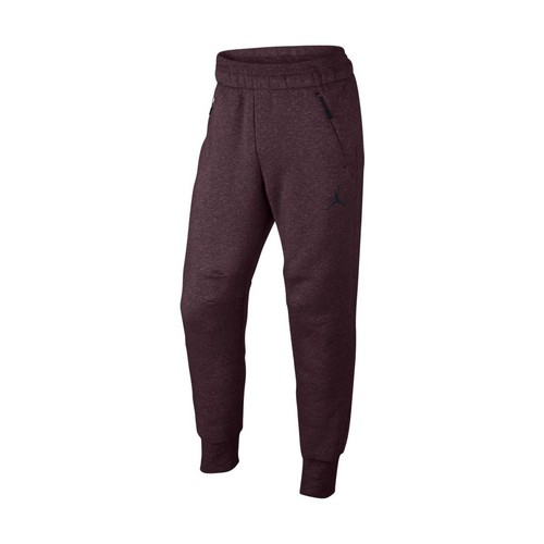 Vêtements Homme Pantalons de survêtement Nike Icon Fleece pant Night Maroon / Black