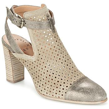 Chaussures Femme Bottines Muratti DRAGEE Gris / Argenté