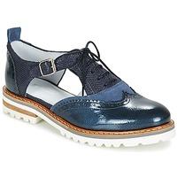Chaussures Femme Derbies Regard ROAXI Bleu
