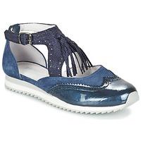 Chaussures Femme Ballerines / babies Regard RULAMI Bleu
