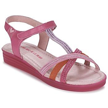 Chaussures Fille Sandales et Nu-pieds Agatha Ruiz de la Prada BINETTE Rose