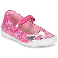 Chaussures Fille Ballerines / babies Agatha Ruiz de la Prada BALOIN Rose