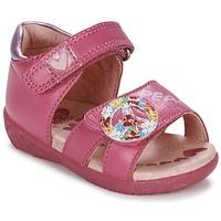 Chaussures Fille Sandales et Nu-pieds Agatha Ruiz de la Prada BOUTICHEK Rose