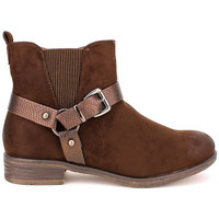 Chaussures Femme Bottines Cendriyon Bottines Marron Chaussures Femme, Marron