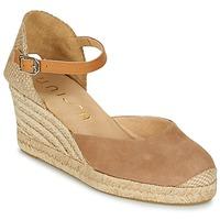 Chaussures Femme Sandales et Nu-pieds Unisa CACERES Marron