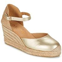 Chaussures Femme Sandales et Nu-pieds Unisa CACERES Argent