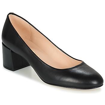 Chaussures Femme Escarpins Unisa KERMES Noir