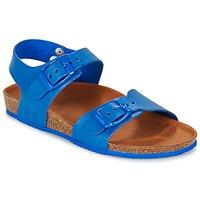 Chaussures Garçon Sandales et Nu-pieds Garvalin SOULI Bleu