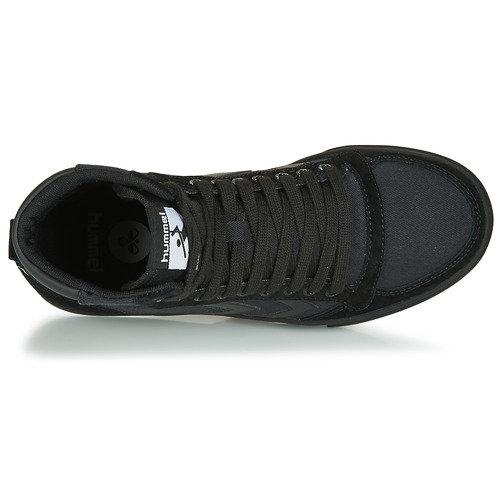 Hummel Ten Tonal Baskets Noir High Montantes Star ZOPkXuTi