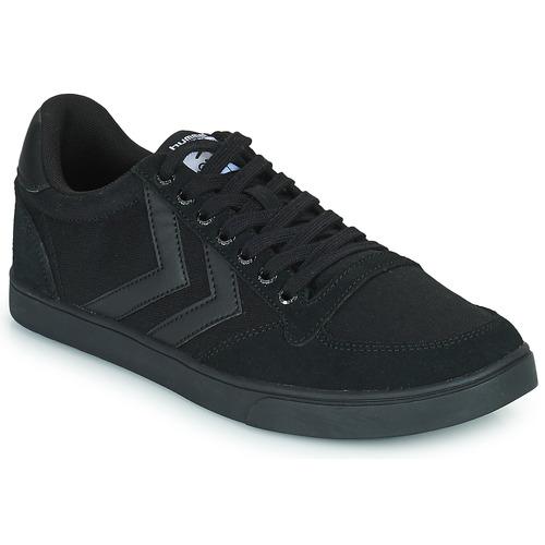 Chaussures Baskets basses Hummel TEN STAR TONAL LOW Noir