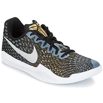 Chaussures Homme Basketball Nike MAMBA INSTINCT Noir / Blanc